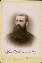 Image of Scandinavian American Portrait collection - Charles E. Thorsmark