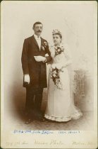 Image of Scandinavian American Portrait collection - Mr. and Mrs. John Tolin