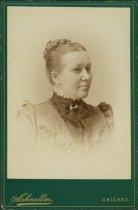 Image of Scandinavian American Portrait collection - Mrs. Turnquist