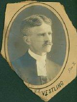 Image of Scandinavian American Portrait collection - Reverend Victor Immanuel Vestling