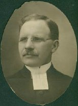 Image of Rev. Dr. Sven Gustaf Youngert