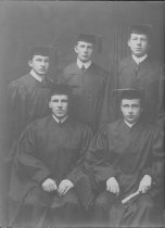 Image of Scandinavian American Portrait Collection - Upsala College Class of 1909 (East Orange, N.J.)