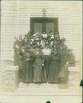 Image of Scandinavian American Portrait collection - Benton Ladies Aid (S.D.)