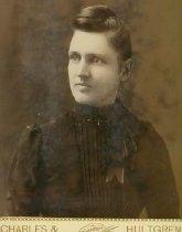 Image of Scandinavian American Portrait collection - Maria Florinda Abrahamson
