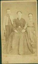 Image of Scandinavian American Portrait collection - Bjerken family