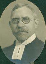 Image of Scandinavian American Portrait collection - Doctor Carl August Blomgren