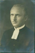 Image of Scandinavian American Portrait collection - Reverend Oscar Fredrick Bohman
