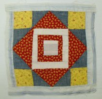 Image of Block, Quilt - 1976.36.1