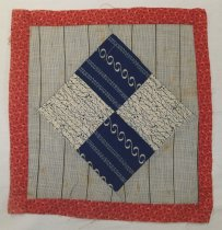 Image of Block, Quilt - 1976.36.6 a-d