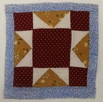 Image of Block, Quilt - 1976.36.3 a-h
