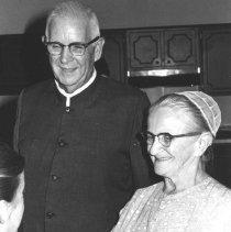 Image of John and Edith Lapp, 1973
