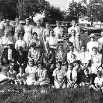 Image of Price Family Reunion, 1941
