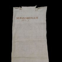 Image of Bag, Grain -