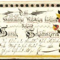 Image of Tunebook, Manuscript - 2001.11.1