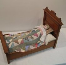Image of Bed, Doll - 2006.23.1