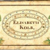 Image of Tunebook, Manuscript - 1999.11.15