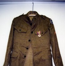 Image of Uniform, Soldier - 2002.1.2