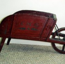 Image of Wheelbarrow -
