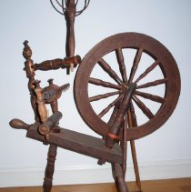 Image of Wheel, Spinning - 2008.22.16