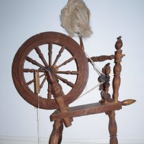 Image of Wheel, Spinning - 2008.22.17