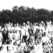 Image of Price Family Reunion, 1936