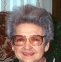 Image of Irene L. Bishop (interviewed 1988, 1990)