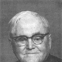 Image of John W. Burkholder (interviewed 1988)
