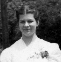 Image of Arlene Musselman Alderfer (interviewed 1987)