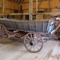 Image of Wagon, Hay -