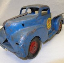 Image of Toy, Truck - 2015.67.1