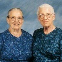 Image of Ada & Verna Halteman, ca. 1998