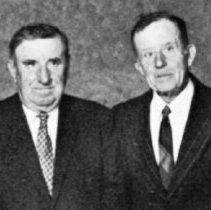 Image of Willis F. Kulp & Joseph F. Kulp, ca. 1976