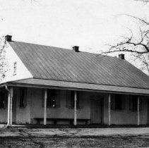 Image of Upper Skippack Mennonite Meetinghouse, 1936