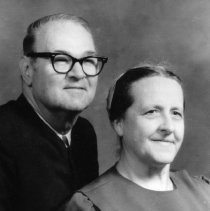 Image of Harold & Mary Landis Fly, ca. 1975