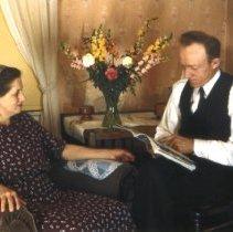 Image of Walter & Hannah Gross Rush, ca. 1950