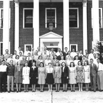 Image of Civilian Public Service Unit 66, Norristown State Hospital, August 1946