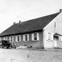 Image of Salford Mennonite Meetinghouse, 1924