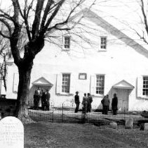 Image of Deep Run Mennonite Church East, 1948