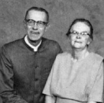 Image of Jacob & Florence Alderfer Kulp, ca. 1981