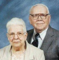 Image of Herbert & Rose Hange Delp, ca. 2003