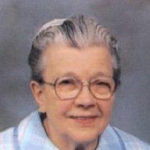 Image of Dorothy Crouthamel Alderfer (interviewed 1990)