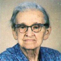Image of Mamie Moyer Bucher (interviewed 1984)