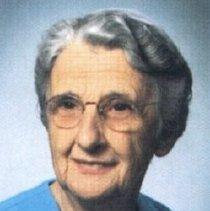 Image of Caroline A. Alderfer (interviewed 1984)