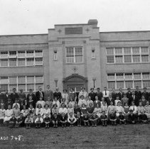 Image of Hatfield Consolidated School, 1922