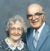 Image of Clyde & Jeane Stutzman Fretz, ca. 1992
