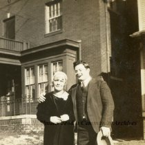 Image of Betty (Pevin) and Joseph Fisher, 1930