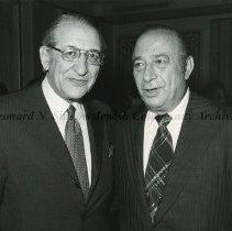 Image of Max M. Fisher and Paul Zuckerman