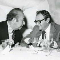 Image of Paul Zuckerman and Simcha Dinitz