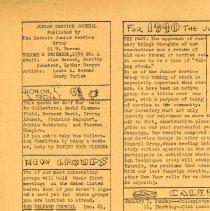 Image of Junior Service Journal, Dec. 1939. Page 2