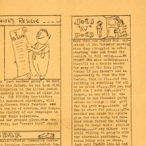 Image of Junior Service Journal, Dec. 1939. Page 3